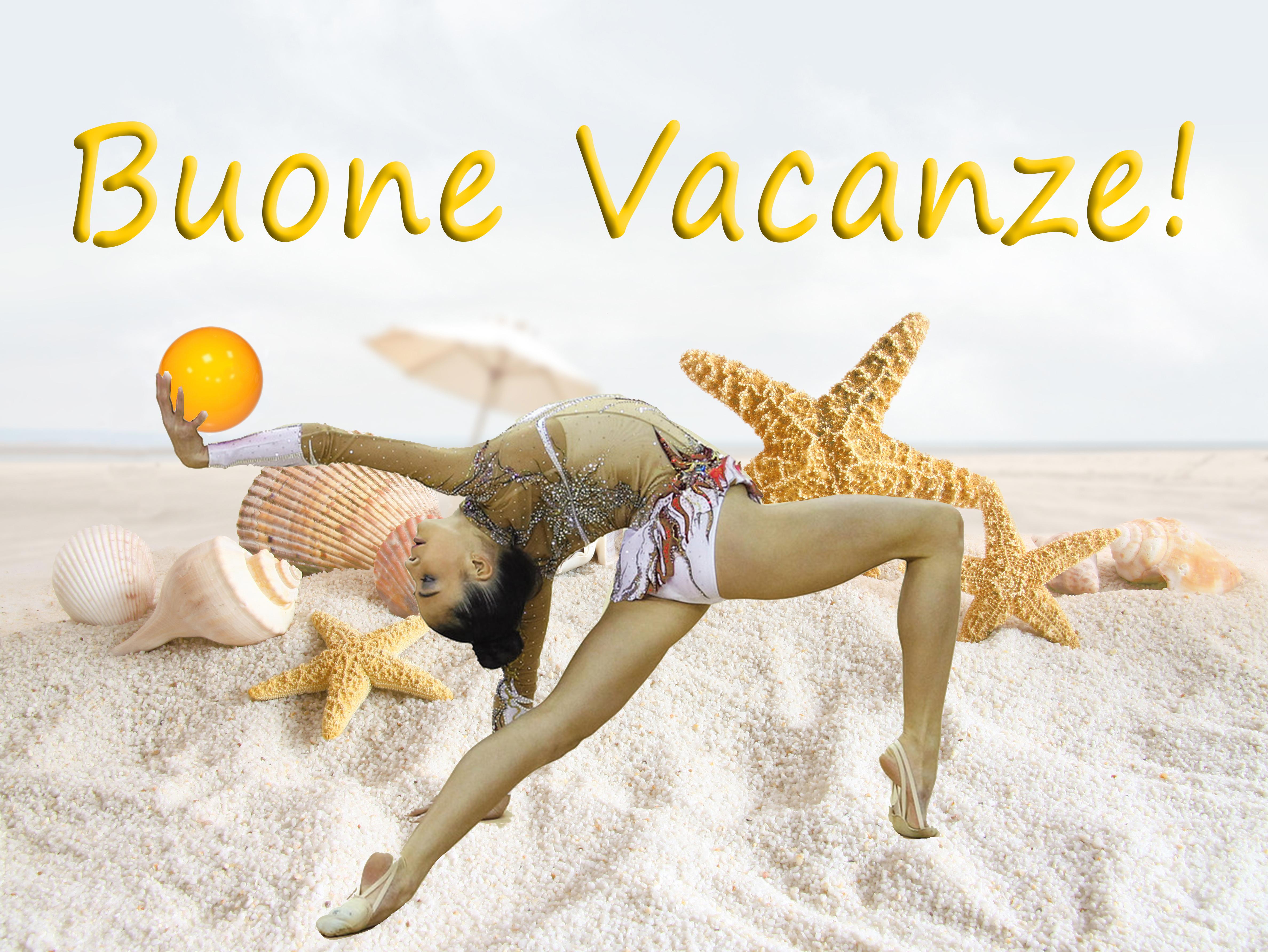 Buone vacanze 2014 ritmica cg2000 for Vacanze immagini